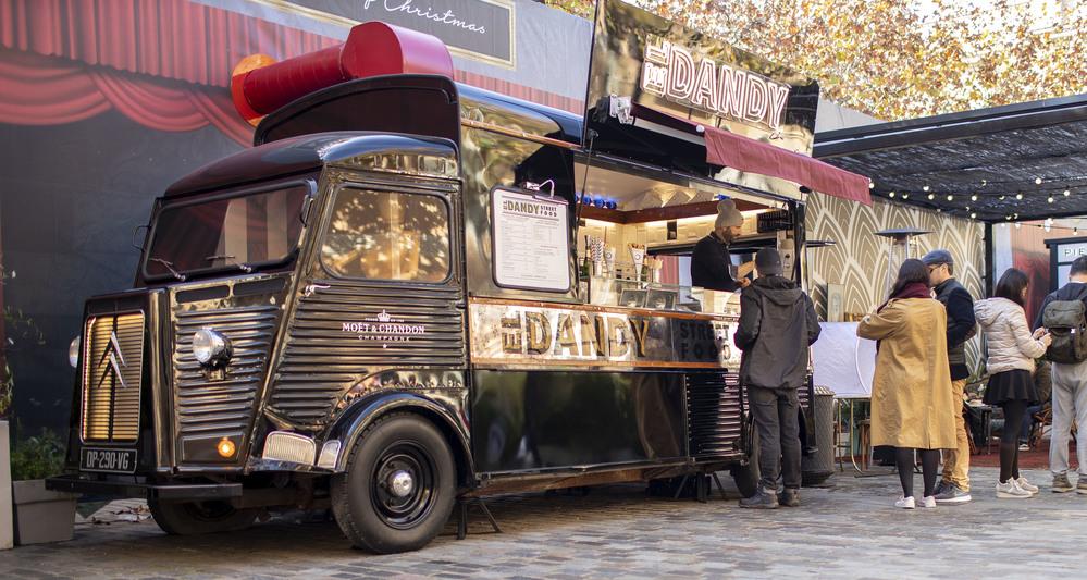 el dandy food truck