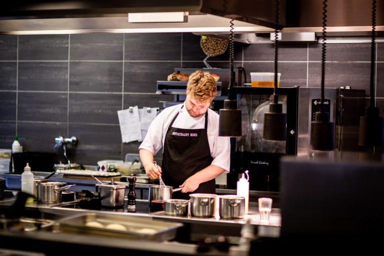 diseño de cocina para restaurantes